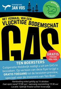 GAS voor Ten Boer