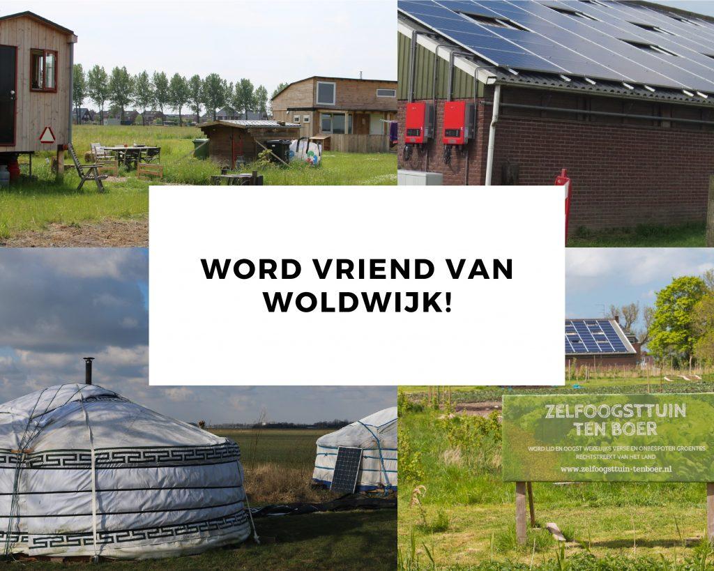 word vriend van Woldwijk